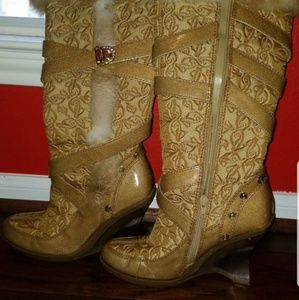 Baby Phat boots